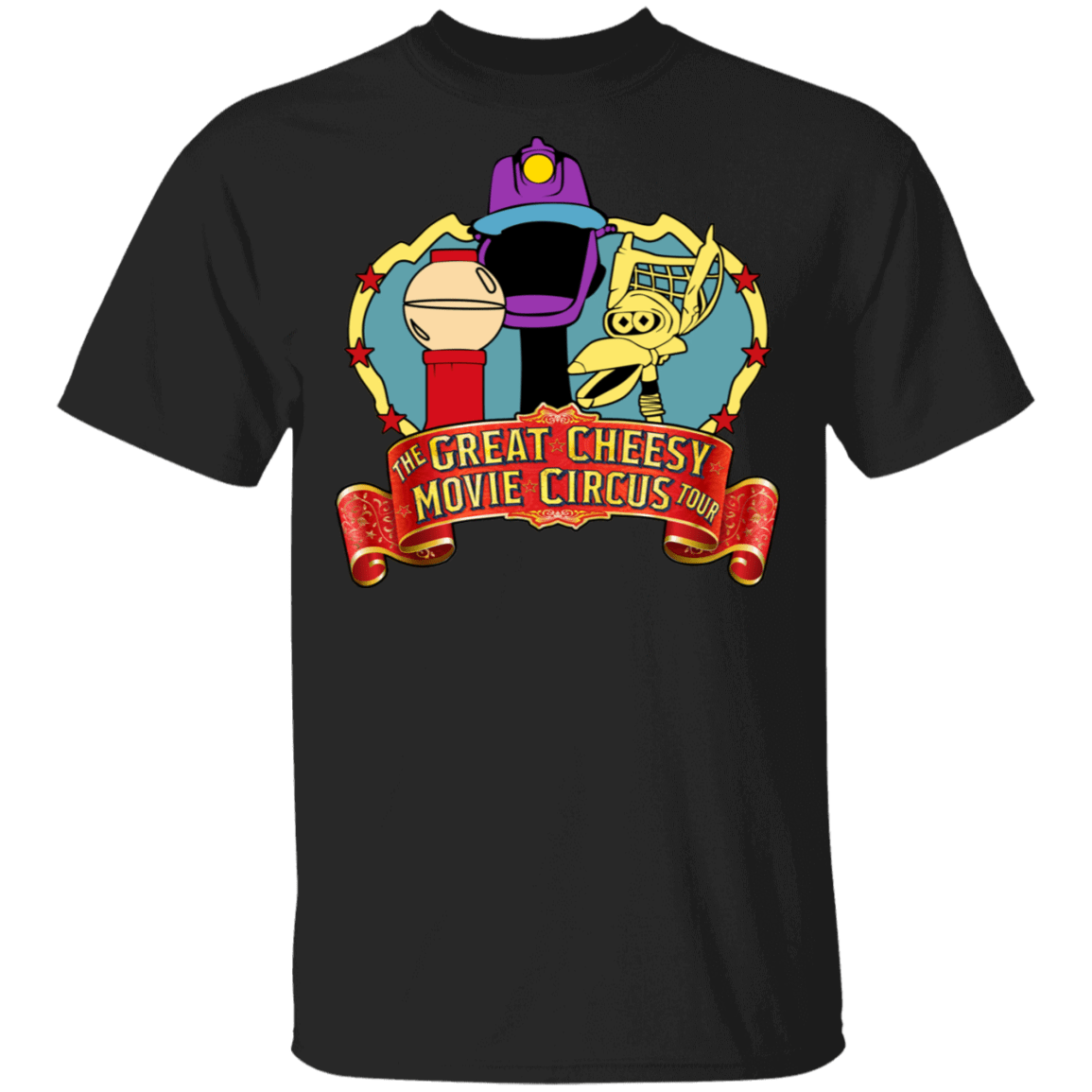 The Great Cheesy Movie Circus Tour T-Shirts, Hoodies, Tank 1049-9953-81647163-48144 - Tee Ript