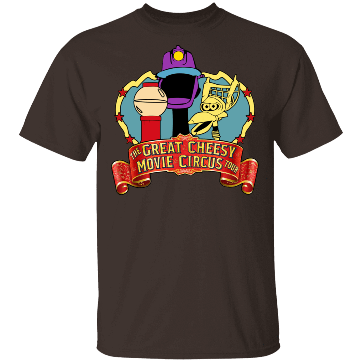 The Great Cheesy Movie Circus Tour T-Shirts, Hoodies, Tank 1049-9956-81647163-48152 - Tee Ript