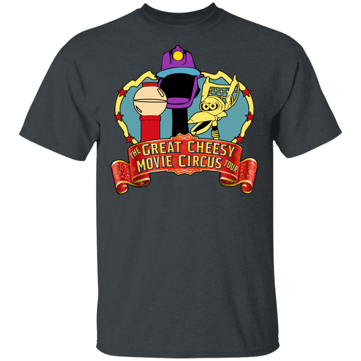 The Great Cheesy Movie Circus Tour T-Shirts, Hoodies, Tank 1049-9957-81647163-48192 - Tee Ript
