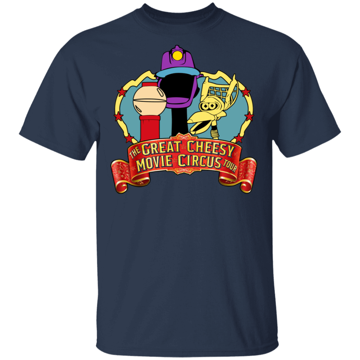 The Great Cheesy Movie Circus Tour T-Shirts, Hoodies, Tank 1049-9966-81647163-48248 - Tee Ript