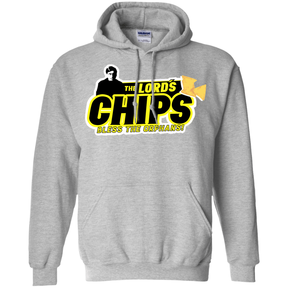 The Lord´s Chips 541-4741-74046944-23111 - Tee Ript