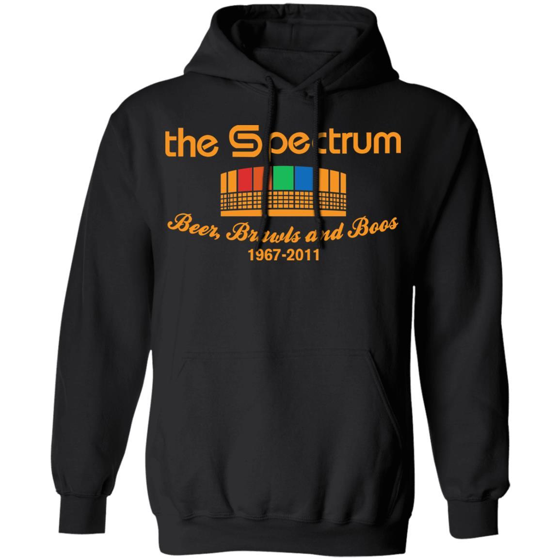 The Spectrum Beer Brawls And Boos 1967 2011 T-Shirts, Hoodies 541-4740-91821630-23087 - Tee Ript
