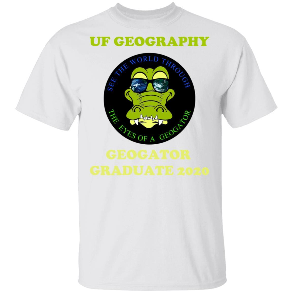 The UF Geography Seniors Geogator Graduate 2020 T-Shirts, Hoodies 1049-9974-87130075-48300 - Tee Ript