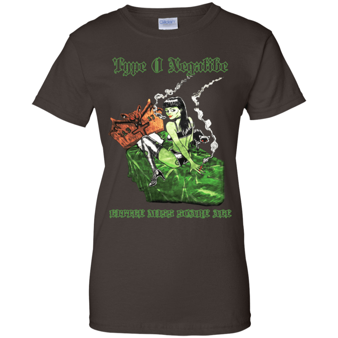 Type O Negative: Little Miss Scare All 939-9251-74331665-44702 - Tee Ript