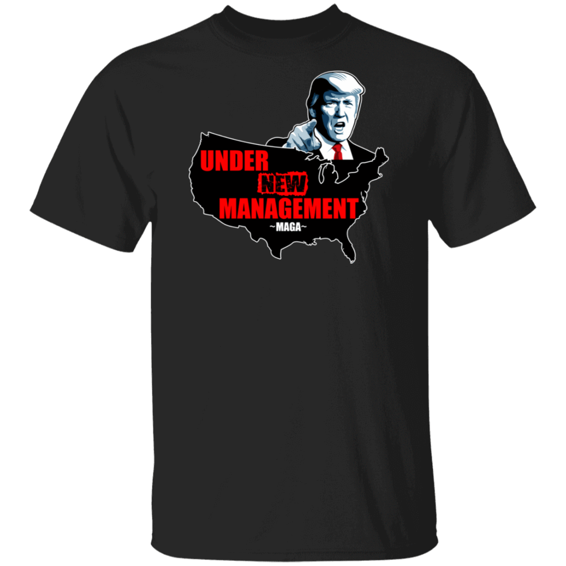 Under New Management #Maga T-Shirts, Hoodies, Tank 1049-9953-80393639-48144 - Tee Ript