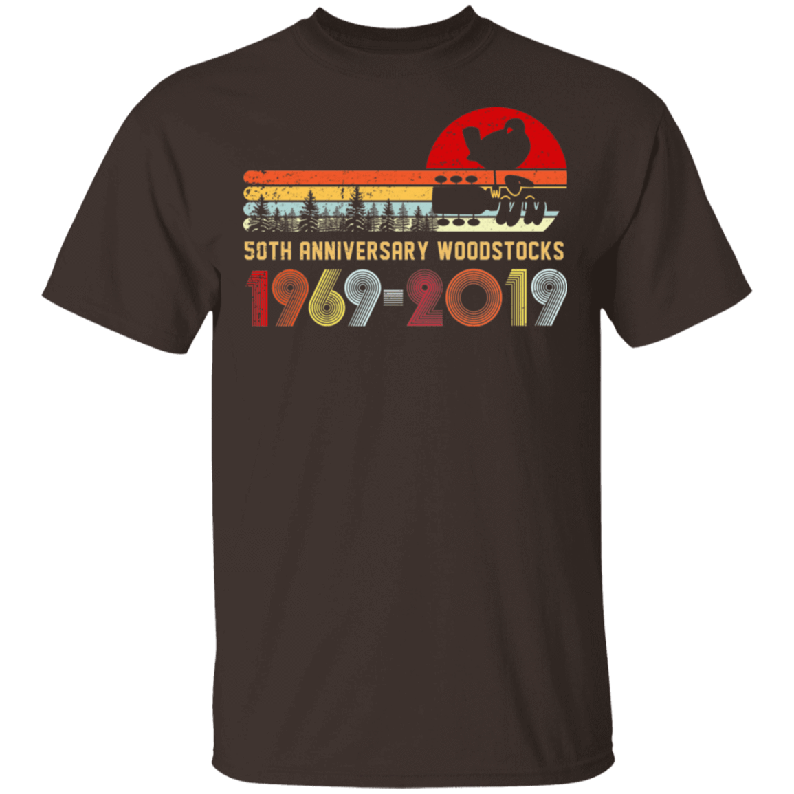 Vintage Woodstocks 50th Anniversary Peace Love 1969 – 2019 T-Shirts, Hoodies, Tank 22-2283-79240712-12087 - Tee Ript