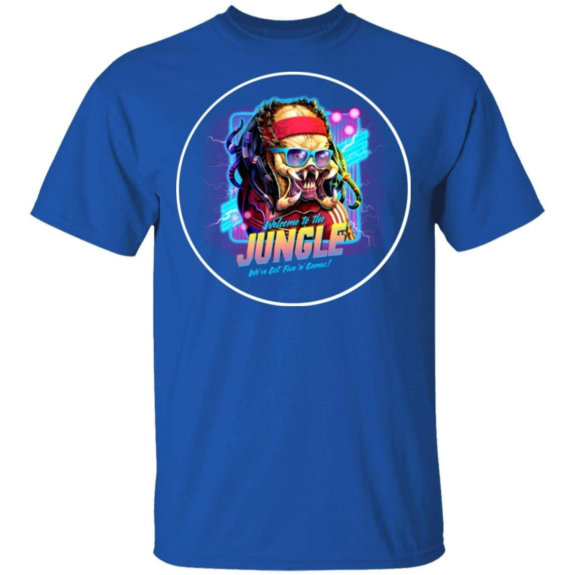 Welcome To The Jungle We've Got Fun'n' Games T-Shirts, Hoodies 1049-9971-89706443-48286 - Tee Ript
