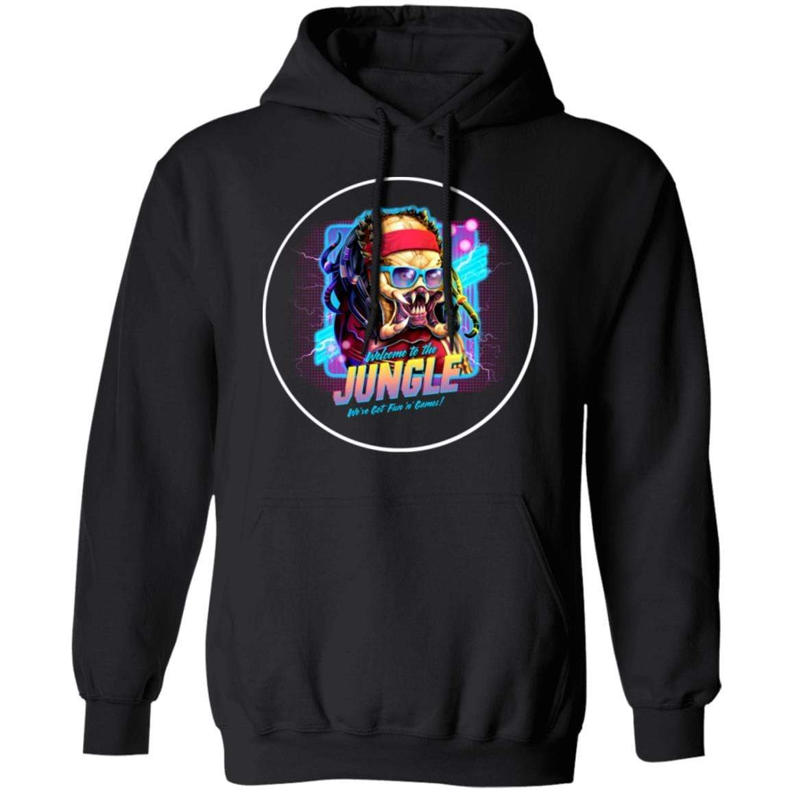 Welcome To The Jungle We've Got Fun'n' Games T-Shirts, Hoodies 541-4740-89706442-23087 - Tee Ript