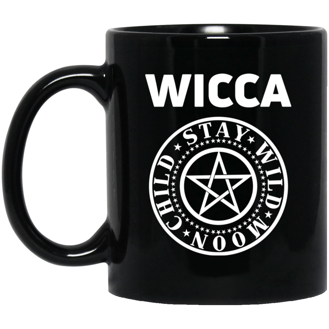 Wicca Child Stay Wild Moon Mug 1065-10181-88767856-49307 - Tee Ript