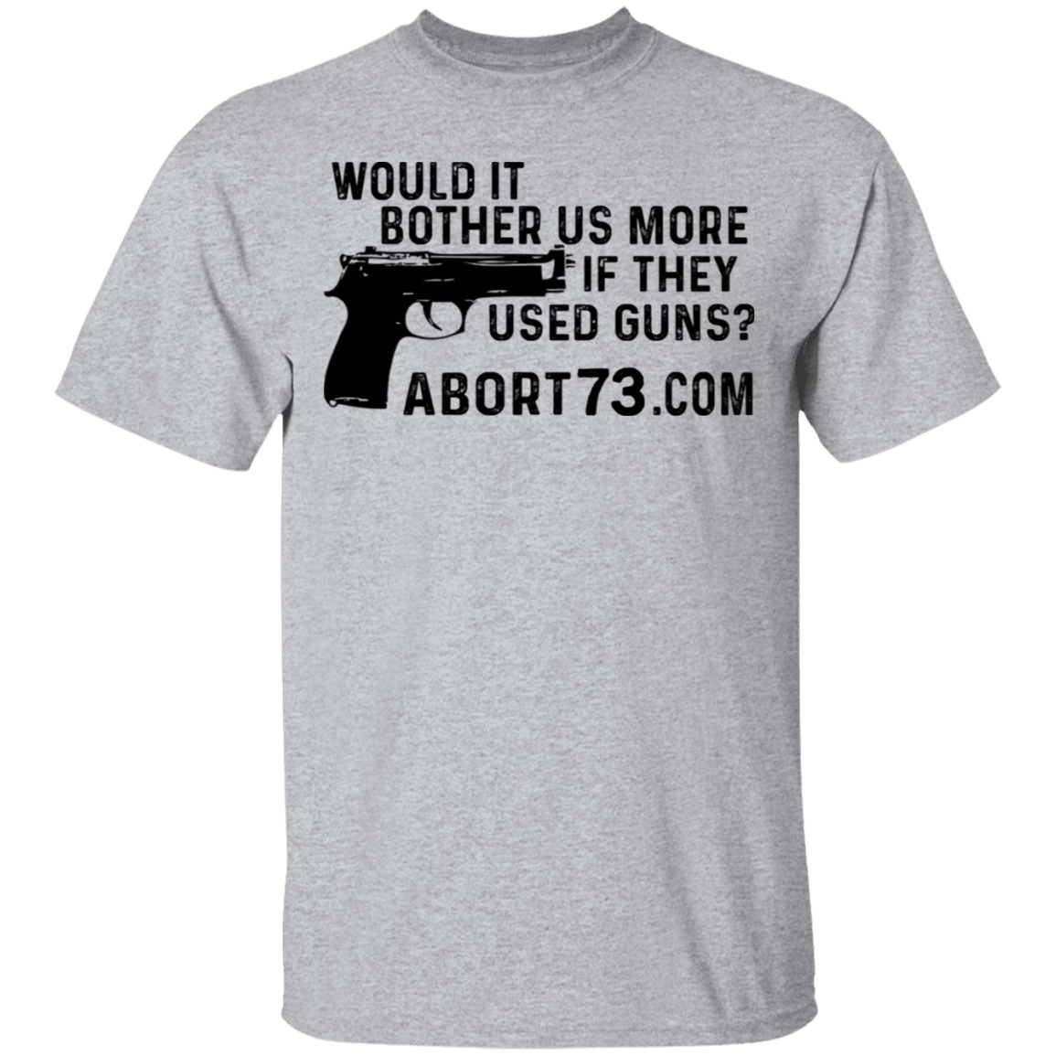 Would It Bother Us More if They Used Guns T-Shirt, Hoodies, Tank 22-115-79463679-254 - Tee Ript