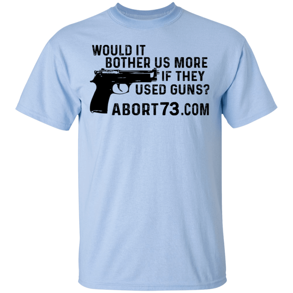Would It Bother Us More if They Used Guns T-Shirt, Hoodies, Tank 22-9800-79463679-47430 - Tee Ript