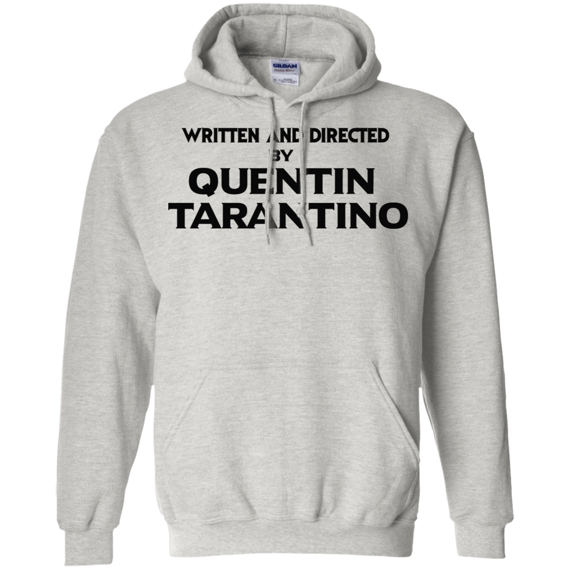 Written And Directed By Quentin Tarantino 541-4748-71739000-23071 - Tee Ript