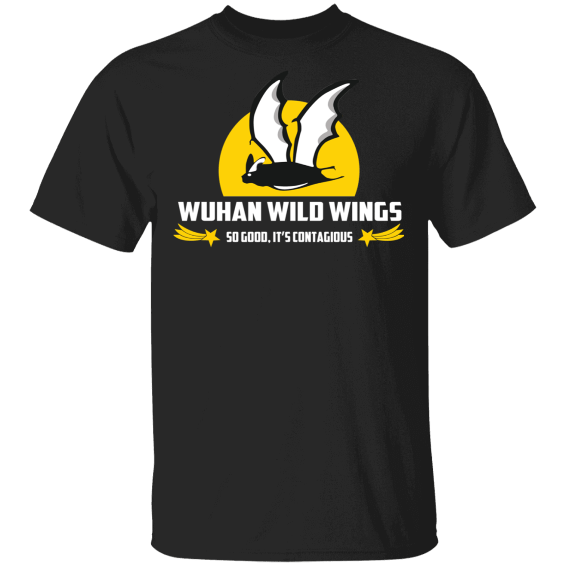 Wuhan Wild Wings So Good It's Contagious T-Shirts, Hoodies 1049-9953-86153446-48144 - Tee Ript