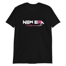 Load image into Gallery viewer, NewEra Black Short Sleeve T-Shirt