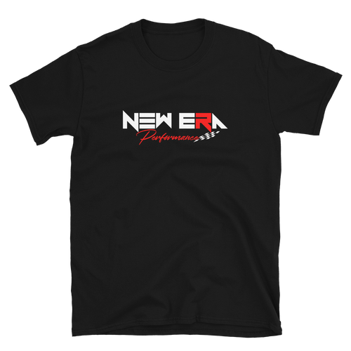 NewEra Black Short Sleeve T-Shirt