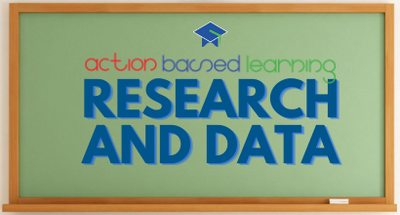 Research and Data Supporting Action Based Learning