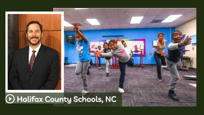 Dr. Tony Boatwright: ABL Labs and Kinesthetic Classrooms -  Richland County School District Columbia, SC