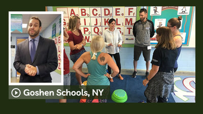 Dr. Gregory Voloshin:  ABL Labs at Scotchtown Avenue  - Goshen Central School District, NY