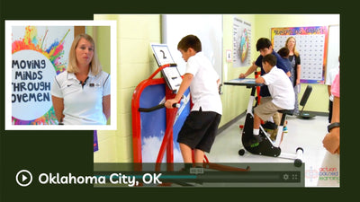 Dana Chambers: Action Based Learning Labs in Willowbrook Elementary --  Oklahoma City Public Schools, OK