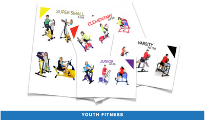 Youth Fitness Equipment Catalog