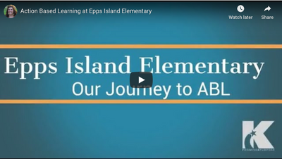 Our ABL Journey at Epps Island - Klien ISD    HOUSTON, TX