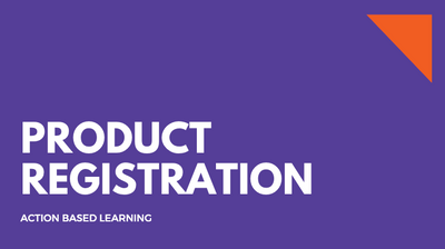 ABL Product Registration