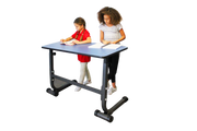 Two Person Standing Desk - actionbasedlearning