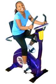 Semi-Recumbent Bike
