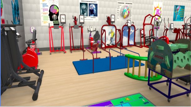 ABL-235 Body Brain Adventure Lab - actionbasedlearning