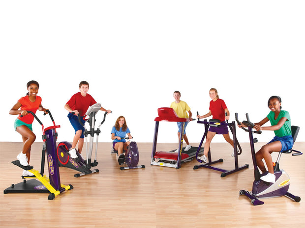 Complete Cardio Pack (includes 6 machines)