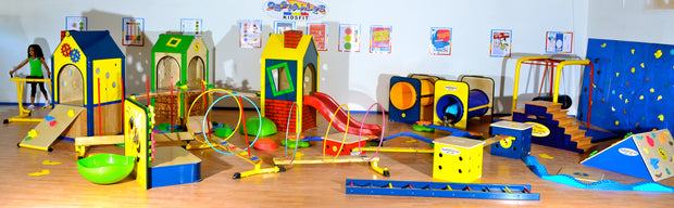 Indoor Active Play Packages - actionbasedlearning