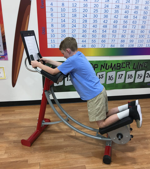 Youth Fitness Ab Crunch Machine - actionbasedlearning