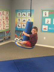 Flexi Bolster Therapy Swing