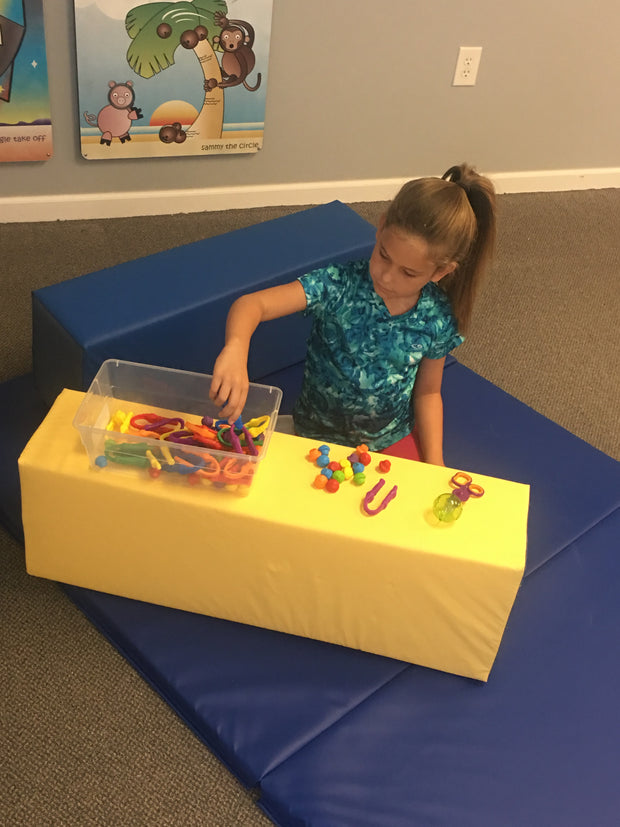 Oversized Sensory Floor Pillow - actionbasedlearning