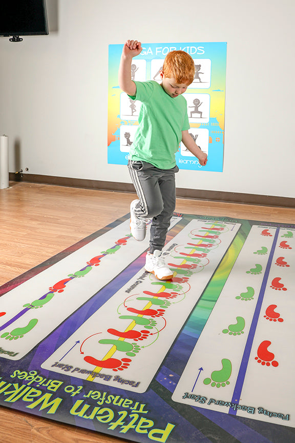 ABL Patterned Walking Mat