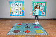 Geo Color Hop Mat - actionbasedlearning