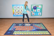 Periodic Table of Elements Mat