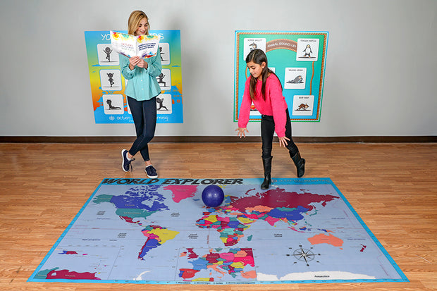 World Explorer Mat