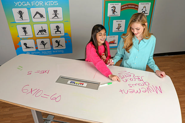 Markerboard Activity Table - actionbasedlearning