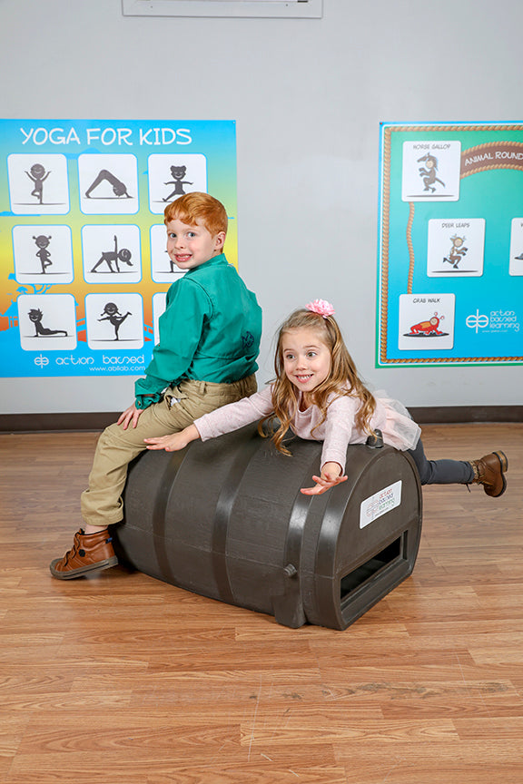 Barrel Jump (set of 2)