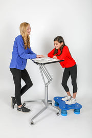 KC-904 CLASSROOM SET Hydraulic Sit/Stand Desk
