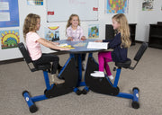 K-2nd Pedal Desk - actionbasedlearning