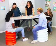 Activity Tables (Portable/Adjustable/Markerboard) - actionbasedlearning