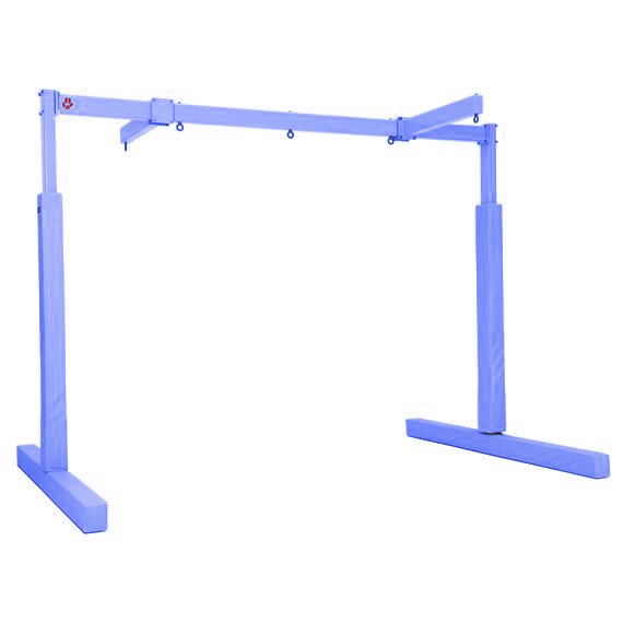 Swing Platform Support Structure