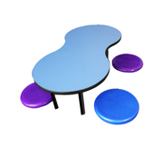 Jumbo Sensory Floor Cushion Set - actionbasedlearning