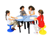 Triangle Table (sold in set of 3) - actionbasedlearning