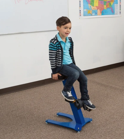 Student Pedal Stool - actionbasedlearning