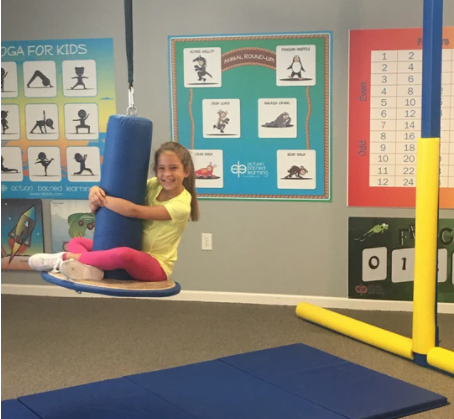 Pediatric Swings and Support Structure - actionbasedlearning