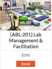 [ABL-201] Lab Management & Facilitation - actionbasedlearning