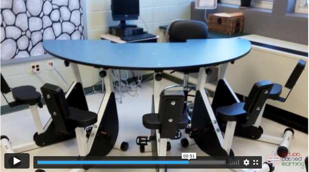 3rd-5th Pedal Desk - actionbasedlearning